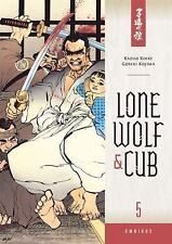 Lone Wolf and Cub Omnibus Volume 5 Koike, Kazuo Paperback