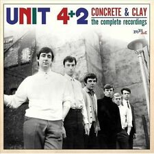 UNIT 4+2 - CONCRETE & CLAY: THE COMPLETE RECORDINGS 1964-1969 * USED - VERY GOOD
