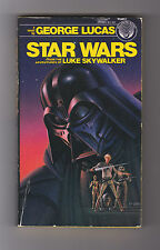STAR WARS FIRST EDITION.ISSUED BEFORE MOVIE RELEASE.NICE COPY!