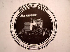 STEIGER BEARCAT COUGAR PANTHER TIGER PT PTA SERIES I-IV TRACTOR PARTS PRICE LIST