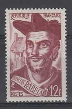 STAMP / TIMBRE FRANCE NEUF N° 866 * FRANCOIS RABELAIS / neuf charniere