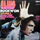 ELVIS PRESLEY Rock 'N' On Vol 2 LP