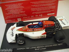 Flyslot Ref.  W045-1 MARCH 761 LONG BEACH 1977  Nuevo New 1/32