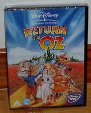 RETORNO A OZ DISNEY NUEVO PRECINTADO OZ,UN MUNDO FANTASTICO DVD (SIN ABRIR) R2
