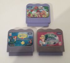 Lot de 3 Jeux V-smile - Version Allemande/German/Deutsch .