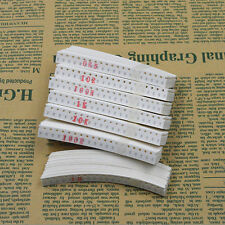 175 Value 1206 SMD Resistor Kit (0R~10MR) 1/4W ±1% 3500pcs RoHS