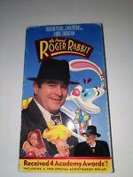Who Framed Roger Rabbit (VHS)