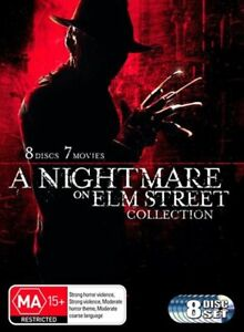 A Nightmare On Elm Street Collection DVD