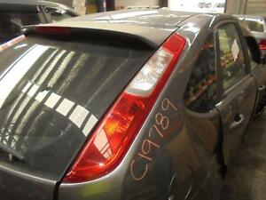 FORD FOCUS RIGHT TAILLIGHT LS, HATCH, 01/05-07/07 05 06 07