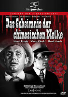 Das Geheimnis der chinesischen Nelke - mit Klaus Kinski - Filmjuwelen [DVD]