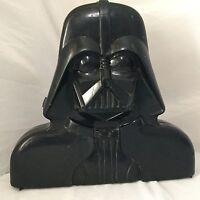 Vintage Star Wars Darth Vader Action Figure Carrying Case 1980 Kenner