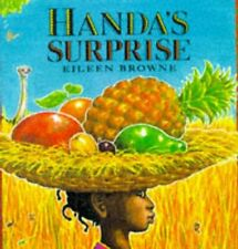 Handa's Surprise by Eileen Browne 9780744554731 | Brand New | Free UK Shipping
