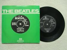 """45T 7"""" THE BEATLES """"From me to you"""" PARLOPHONE R 5015 ENGLAND 1963 /"""