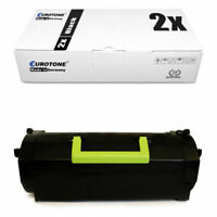2x Eco Cartridge For Dell B-5460-dn