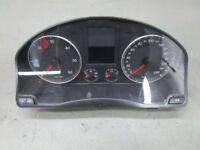 VW GOLF V 5 (1k1) 1.9 TDI VELOCÍMETRO PANEL 1k0920864b