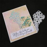 Stanzschablone Blase Hintergrund Weihnachten Hochzeit Geburtstag Karte Album DIY