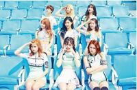 Twice Page two Cheer up 2st Mini Album CD Photobook 72p Garland Photocard