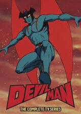 Devilman Complete Tv Series DVD