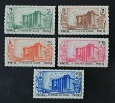 CKStamps: France Stamps Collection French Polynesia Scott#B6-B10 Mint H OG