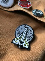 Ellie's Space Badge The Last of Us Part II / The Last of Us Part II / Cosplay /