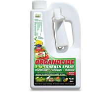 Organocide 3-In-1 72 oz RTU OMRI Organic Ready To Use Insecticide Fungicide