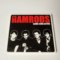 THE RAMRODS Gimmie Some Action 1977 1978 Detroit Punk Rock CD OOP 2004 Private