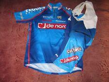 DE NARDI COLPACK Astro COPPI Santini italian cycling jersey & Bib Shorts [XL]