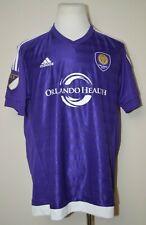 Adidas Climacool MLS Orlando City Orlando Health Soccer Jersey Size XL