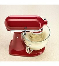 Mixer Kitchen Aid With Pouring Shield 325 Watts Red New Easy To Clean