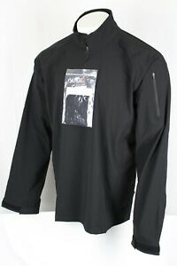 5.11 Tactical Men's 72199 Rapid Ops Long Sleeve Quarter Zip Shirt 2XL Black 019