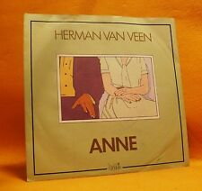 "7"" Single Vinyl 45 Herman van Veen Anne 2TR 1986 (MINT) Pop Chanson"