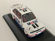 Paul's Model Art Minichamps BMW M3 E30 DTM '92 collection of 4 models 1:43