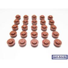 LEGO DUPLO 10839 Wurfbude 2 Stück Motivsteine braun rund mit Zielscheibe NEU LEGO Bausteine & Bauzubehör