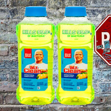 2 PACK MR. CLEAN ALL PURPOSE CLEANER SUMMER CITRUS 28 FL OZ
