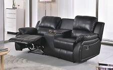Relaxsofa Kinosessel Relaxsessel Schlafsessel Fernsehsessel 5129-3+2+1-S sofort