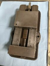 Genuine Kurt D675 Anglock 6 Precision Vise Milling Machine D 675 Made In Usa