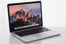 "FAST 2013 13"" RETINA Apple MacBook Pro Laptop i7 3.0 - 3.7GHz 256GB SSD 8GB RAM"
