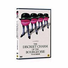 The Discreet Charm of The Bourgeo,1972 (DVD,All,New)  Luis Buñuel,  Fernando Rey