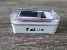 Apple iPod Nano 7th Generation 16GB MP3 Player - Purple - Brand New but Open Box