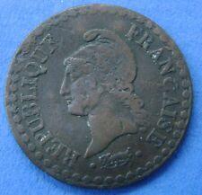 France - Frankrijk : Un 1 Centime 1851 A  KM# 754