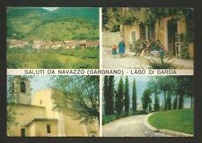 AD6679 Brescia - Provincia - Saluti da Navazzo - Vedute
