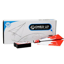 DIY Power up Fold Electrical motor Paper Plane Airplane Educational Toy Gift