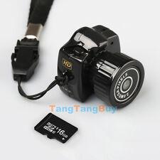 New Smallest Mini Camera Camcorder Video Recorder DVR Spy Hidden Pinhole Web Cam