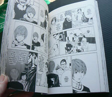 Death Note Book 1 Manga Anime Japanese comic in English Shonen Jump Tsugumi Ohba