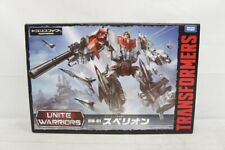 Transformers Unite Warriors UW01 Superion Takara Tomy Action Figure