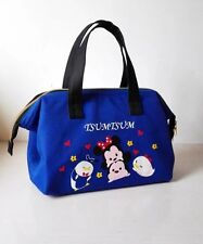 Disney mickey minnie Lunch box bag handbag keep warm cool storage bags cute