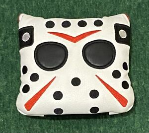TaylorMade Vault Spider X Masked Menace Mallet Putter Headcover VERY GOOD