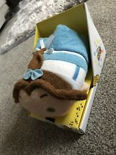 """Disney Belle Beauty And The Beast Musical Tsum Tsum Plush 7"""" Song"""