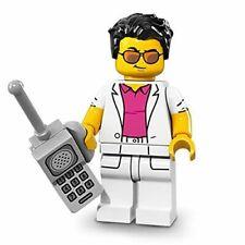 LEGO 71018 MINIFIGURES SERIE 17 N.12 YUPPIE NUOVA DA BUSTINA