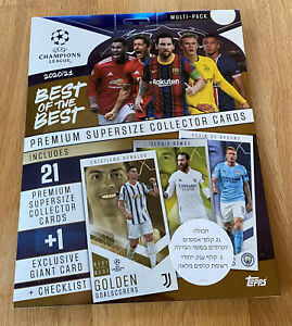 Topps Best of the Best Champions League 20/21 - 1 x Multipack - NEU & OVP